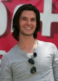 Ben Barnes  13th annual Los Angeles Times Festival of Books at UCLA.