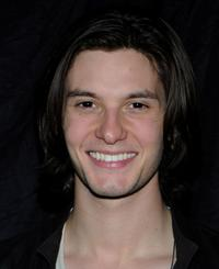 Ben Barnes at the Prince Caspian panel preview at New York ComicCon.