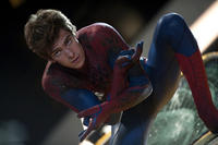 Andrew Garfield as Spider-Man in ``The Amazing Spider-Man.''