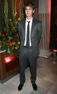 Andrew Garfield at the after party of the premiere of