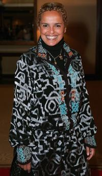 Shari Belafonte at the Lili Claire Foundation's 7th Annual benefit gala.