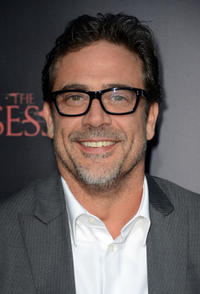 Jeffrey Dean Morgan at the California premiere of
