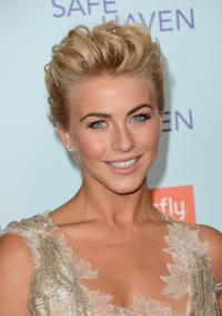 Julianne Hough at the California premiere of