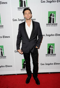 John Magaro at the 16th Annual Hollywood Film Awards.