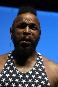 Mr. T at the Winning Way