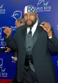 Mr. T at the 7th Annual Taurus World Stunt Awards.