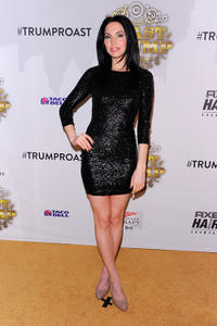 Whitney Cummings at the Comedy Central Roast Of Donald Trump in New York.