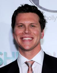 Hayes MacArthur at the Las Vegas premiere of