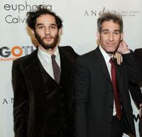 Josh Safdie and Ronald Bronstein at the IFP's 20th Annual Gotham Independent Film Awards.