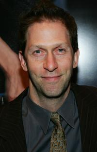 Tim Blake Nelson at the10th Annual Gen Art Film Festival launch party at Emporio Armani.