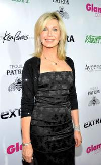 Olivia Newton-John at the 1st Annual Night To Make a Difference at Mr. Chow.