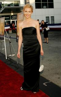 Connie Nielsen at the special screening of