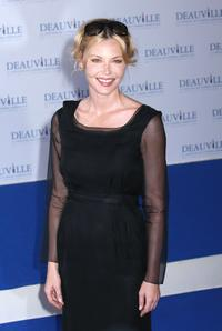 Connie Nielsen at the photocall of