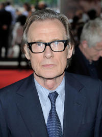 Bill Nighy at the World premiere of