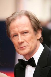 Bill Nighy at the Pioneer British Academy Television Awards at the Theatre Royal.