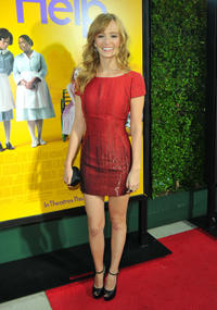Ahna O'Reilly at the California premiere of