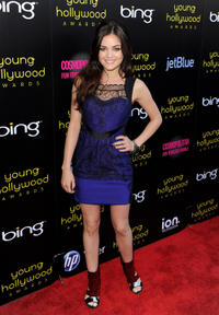 Lucy Kate Hale at the 13th Annual Young Hollywood Awards in California.