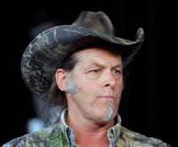 Ted Nugent at the DTE Energy Music Theater.