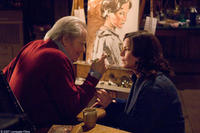 Peter O'Toole and Marcia Gay Harden in