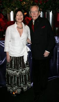 Peter O'Toole and his daughter Kate at the premiere of