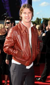 Chris Hemsworth at the Aria Awards 2006.