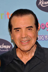 Chazz Palminteri at the New York premiere of