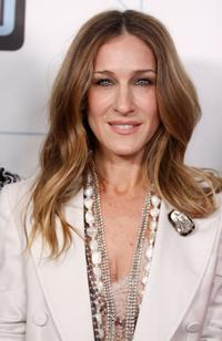 Sarah Jessica Parker at the Bravo's 2010 Upfront party.