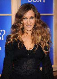 Sarah Jessica Parker at the premiere of