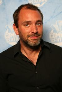 Trey Parker at the Comedy Central's 2007 Emmy Party.