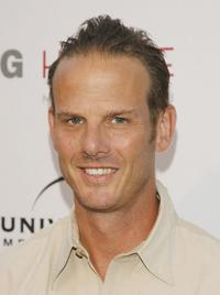 Peter Berg at the Universal Media Studios Emmy Party.