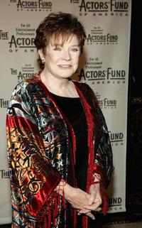 Polly Bergen at The Actors Fund of America 'There's No Business Like Show Business' Gala.