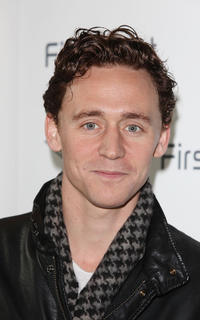 Tom Hiddleston at the First Light Movie Awards in London.