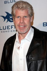 Ron Perlman at the launch party of
