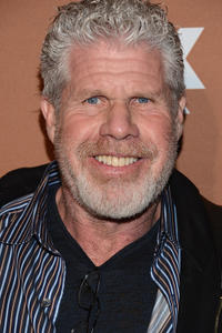 Ron Perlman at the 2013 FX Upfront Bowling Event in New York.