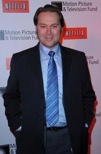 Christian McKay at the premiere screening of