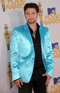 Jackson Rathbone at the 2010 MTV Movie Awards.