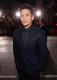 Jackson Rathbone at the California premiere of