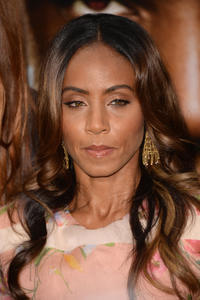Producer Jada Pinkett Smith at the New York premiere of