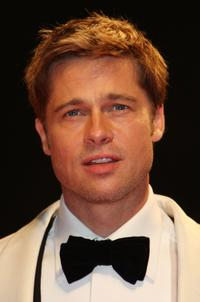 Brad Pitt at the premiere of