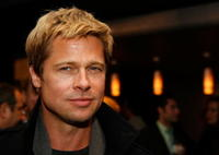 Brad Pitt at the after party of the California premiere of
