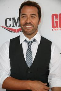 Jeremy Piven at the Nashville premiere of