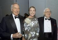 Christopher Plummer, Julie Andrews and Robert Wise at the Society of Singers' 10th Annual Ella Award.