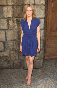 Taylor Schilling at the Meet The Stars Of NBC's New Shows
