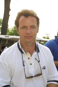 Aidan Quinn at the 2nd Annual Karrie Webb Celebrity Pro-Am to benefit the Christopher Reeve Paralysis Foundation.
