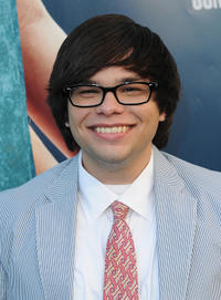 Charlie Saxton at the California premiere of
