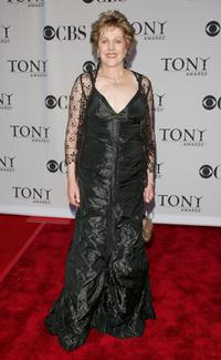 Lynn Redgrave at the 60th Annual Tony Awards.