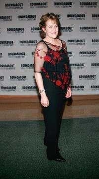 Lynn Redgrave at the opening night of