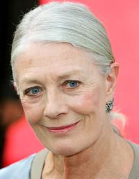 Vanessa Redgrave at the premiere of