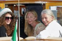 Vanessa Redgrave, Daisy Bevan and Joely Richardson at the 64th Venice Film Festival in Venice.