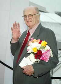 Charles Nelson Reilly at the 2nd Annual Placido Domingo & Friends Concert & Gala.